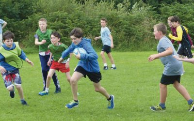 Leadership & Adventure Camp in Cobh, Co. Cork